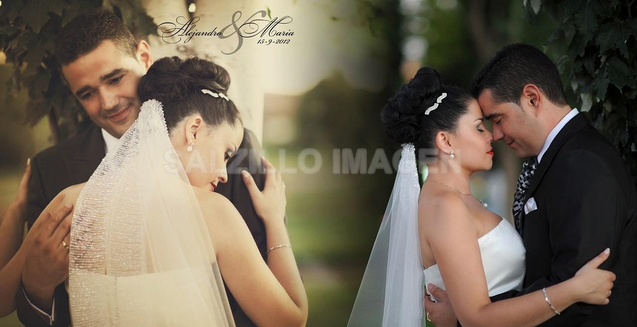 Fotógrafos de bodas en Murcia.