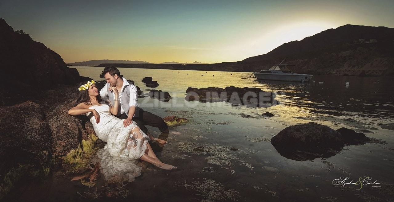 Fotógrafos de bodas en Murcia, Alicante. Almería, Granada y toda España