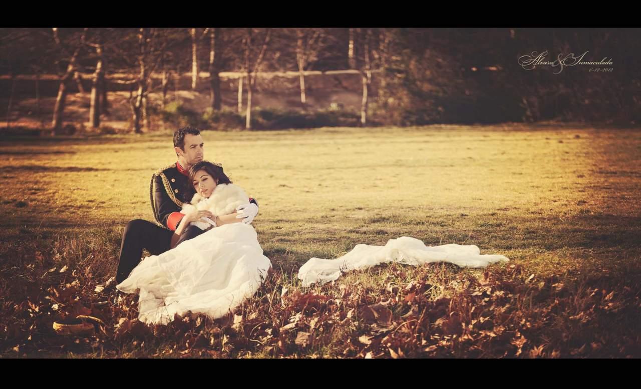 Fotos recién casados