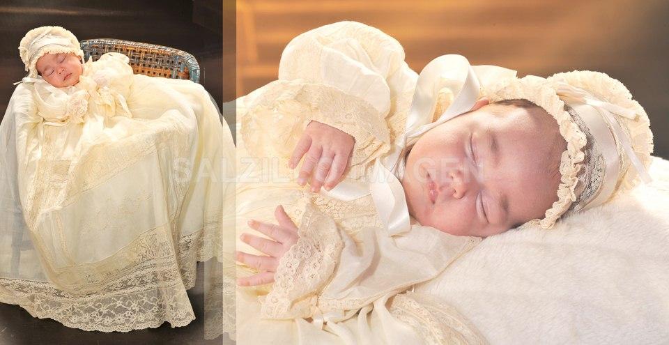 Daniela - Fotografias bautizo Murcia estudio