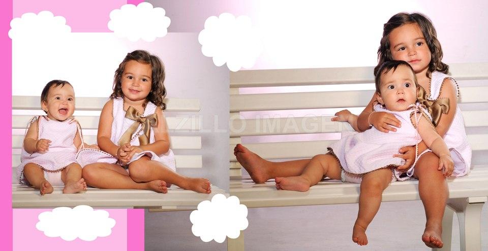 Daniela - Fotografias bautizo estudio