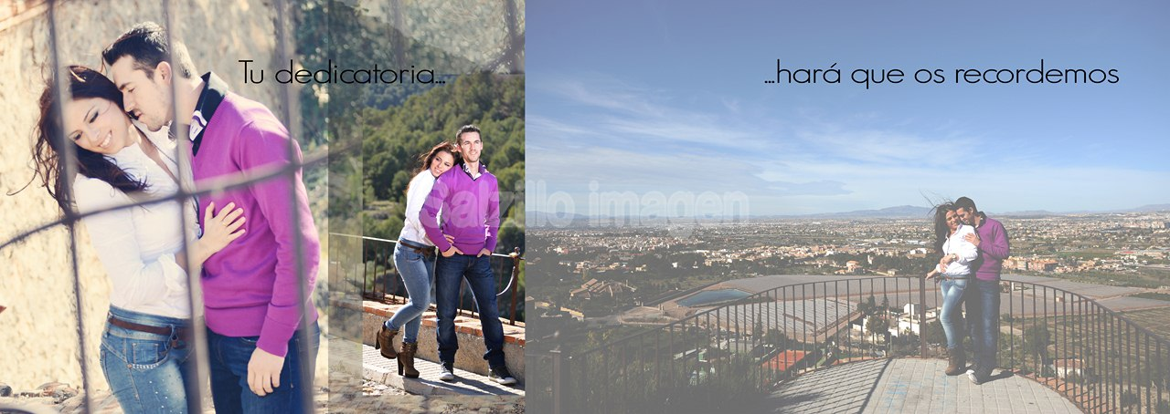 Jose y Rocio Album de firmas