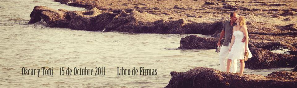 Fotografos bodas murcia - Libro de firmas - Fotógrafos Murcia Bodas