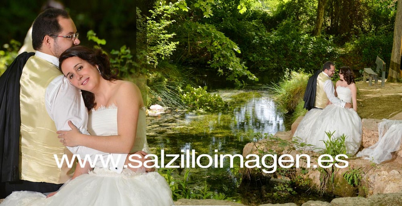 Gonzalo & Mª Ángeles, Fotografías de álbum de boda