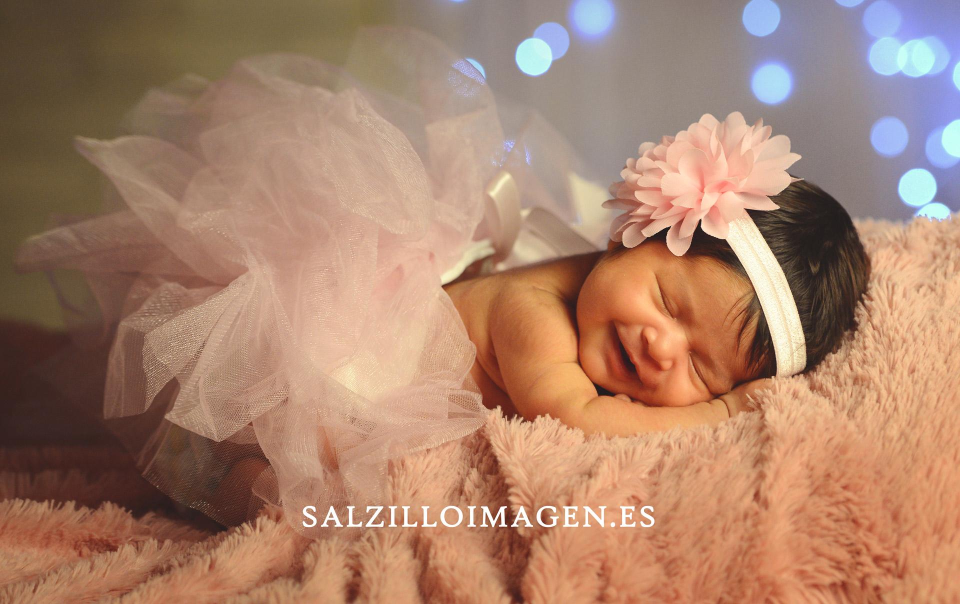 Fotografía estudio bebé
