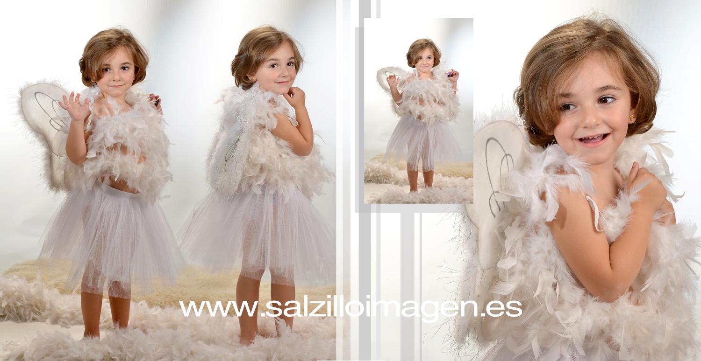 Sofía, fotografía de estudio, niña y bebé.