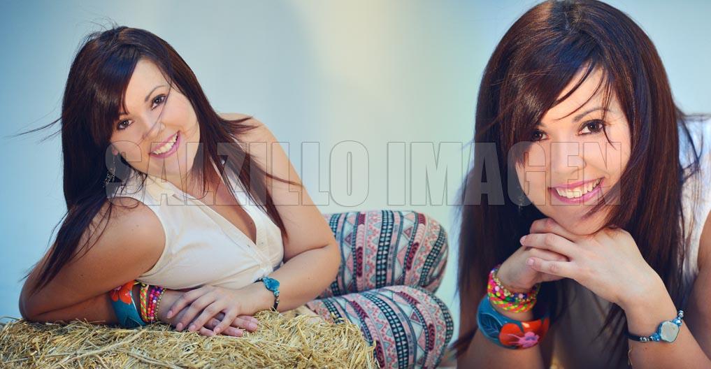 Miriam - Fotografia de estudio profesional.