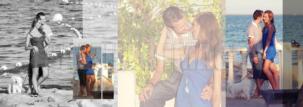 Gabriel & Lorena - Libro de firmas de los novios