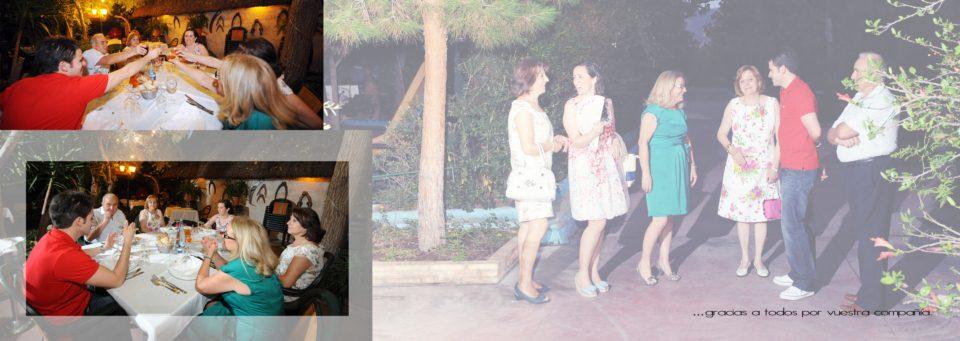 Pencho & Belén - Libro firmas boda