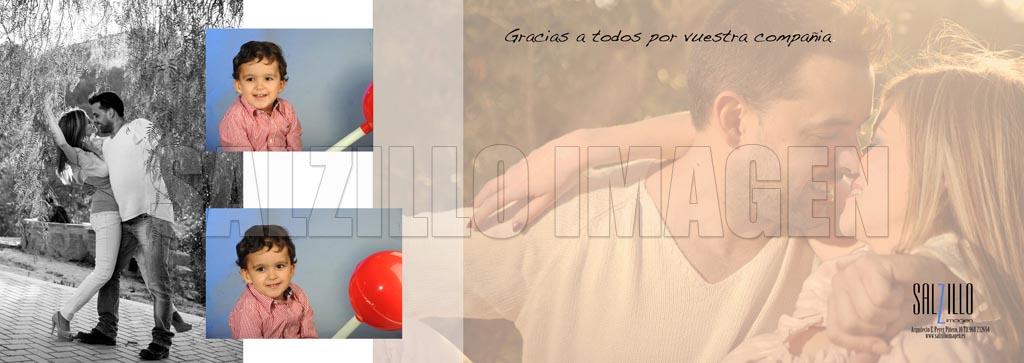 Fernando & Noelia - Álbum de firmas