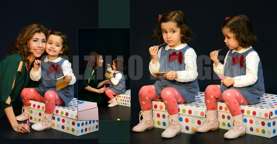 Valeria - Fotografía de estudio