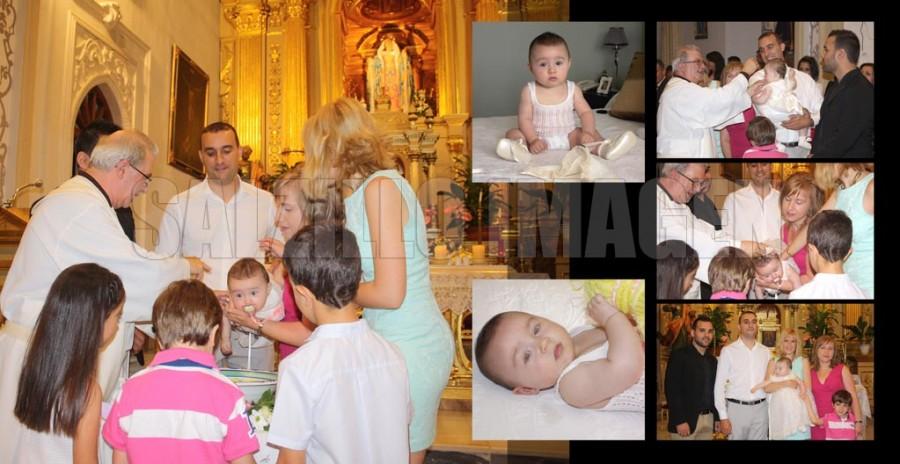 Sofía - Estudio e Iglesia - Bautizo