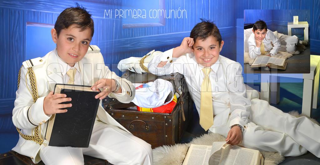 Pedro - Primera comunión, Felicidades!