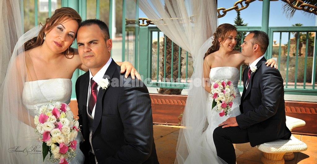 Manual y Reme - Albúm de boda