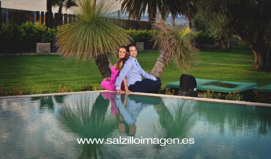Carlos y Cristina