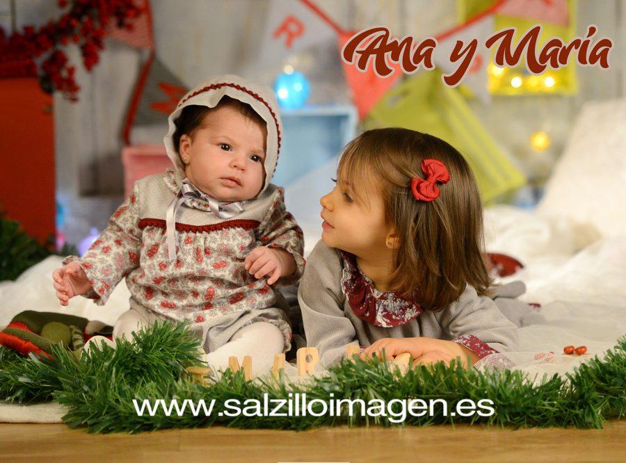 ANA Y MARIA