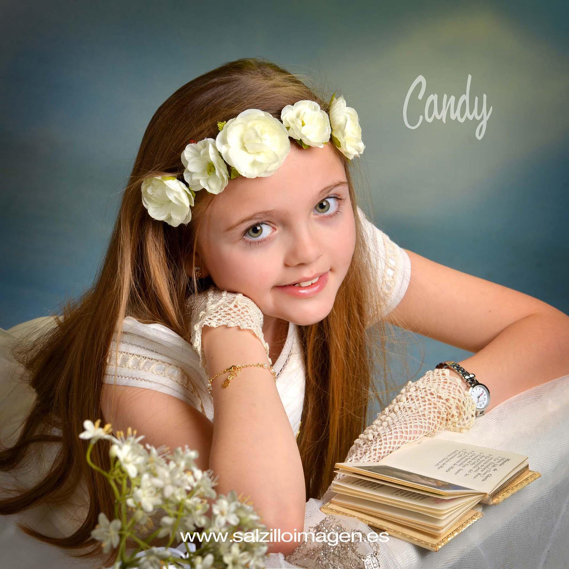 Candy - Álbum de estudio comunión.