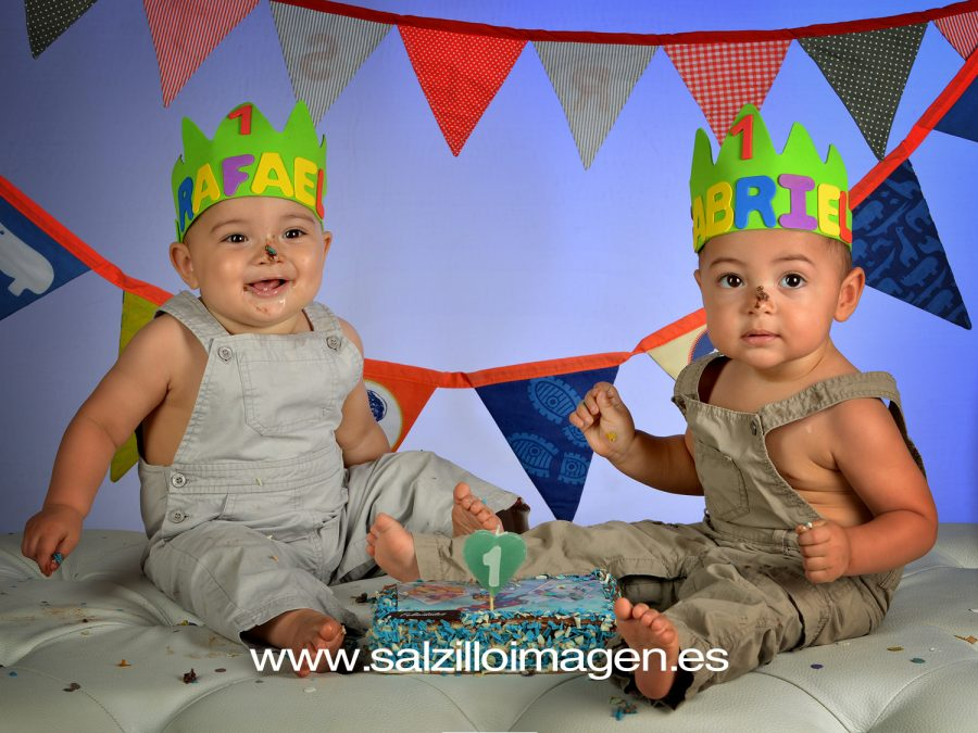 Fotografos estudio bebés