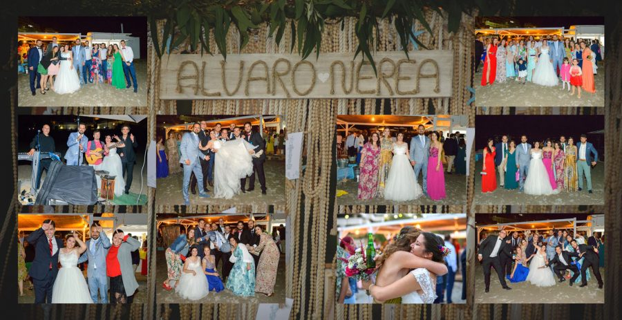 Álvaro y Nerea