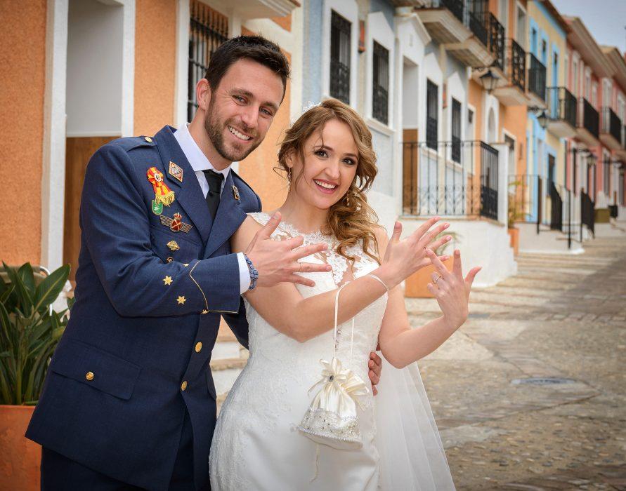 Guillermo y Marilena