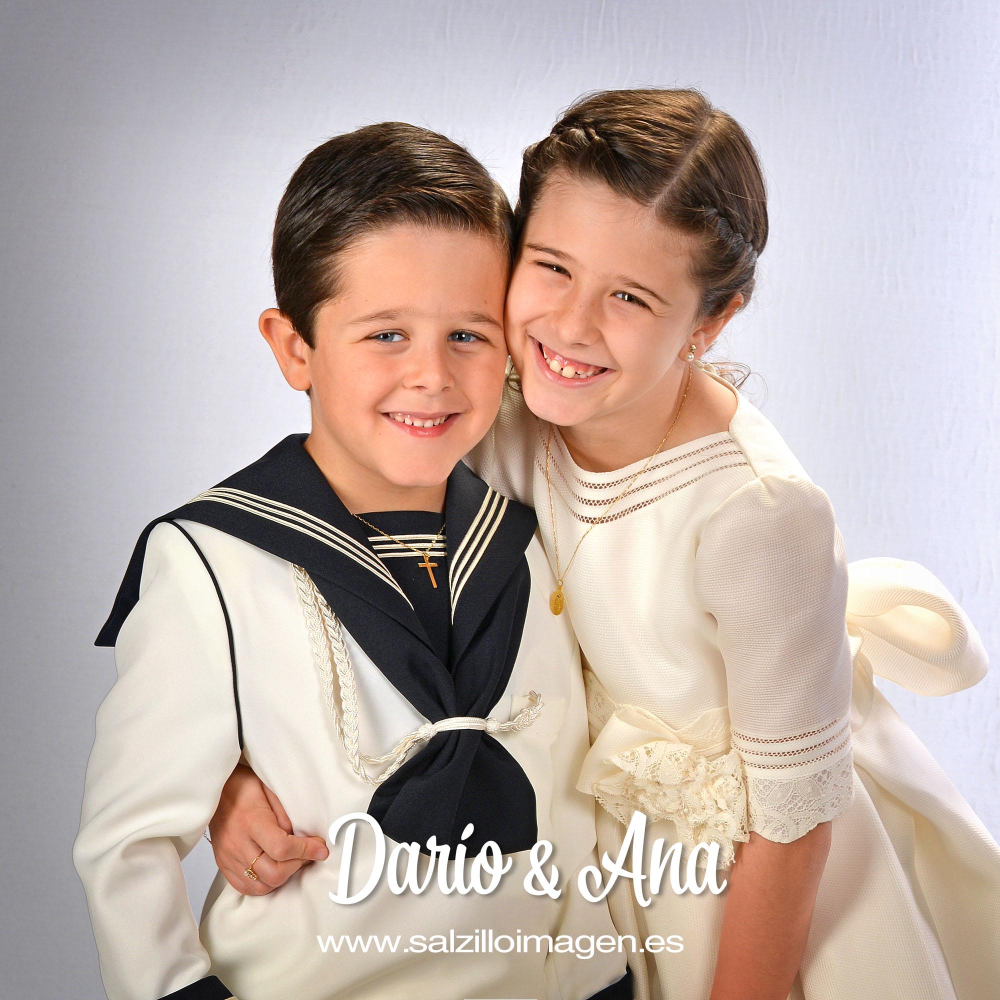 Ana y Dario