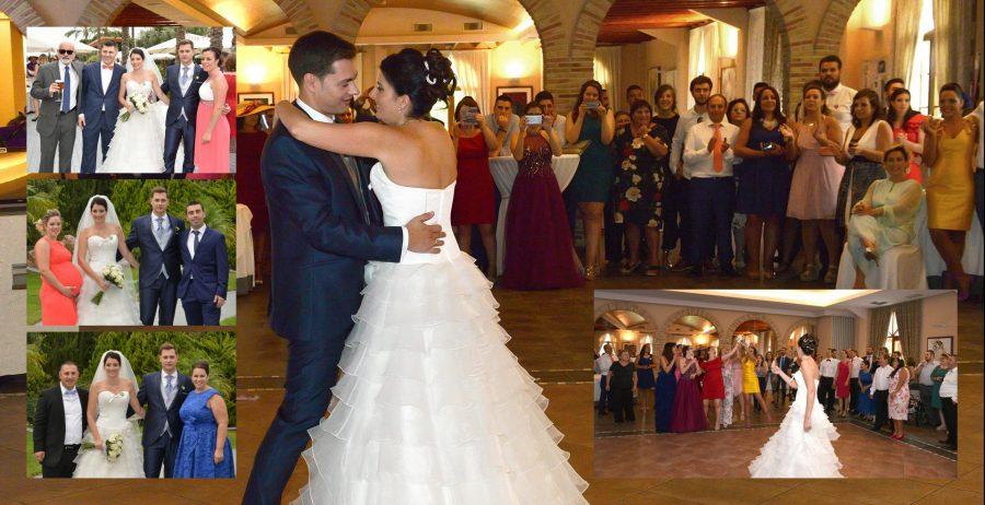 JUAN PABLO Y NOELIA -IGLS. LAS ANAS - CASÓN DE LA VEGA - PLY, SALINAS LA LLANA